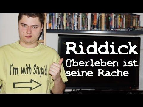 RIDDICK - ÜBERLEBEN IST SEINE RACHE (David Twohy) / Playzocker Reviews 5.63