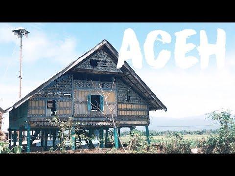 Travel Vlog #1   Bhineka Tunggal Ika di Aceh, Wonderful IndONEsia!