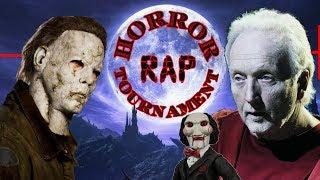 Mike Myers vs John Kramer. Horror Rap Tournament. 1 4 финала. 4 из 8.