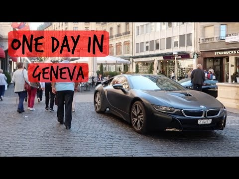 O ZI IN GENEVA ft. Cristina Kovacs