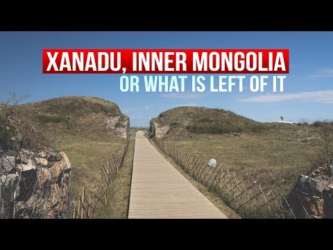 Xanadu, Inner Mongolia. The Mongol city - Matjoez in China #6