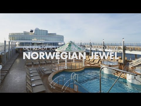 Perry & The Posse - Take A Look At The Newly Renovated Norwegian Jewel