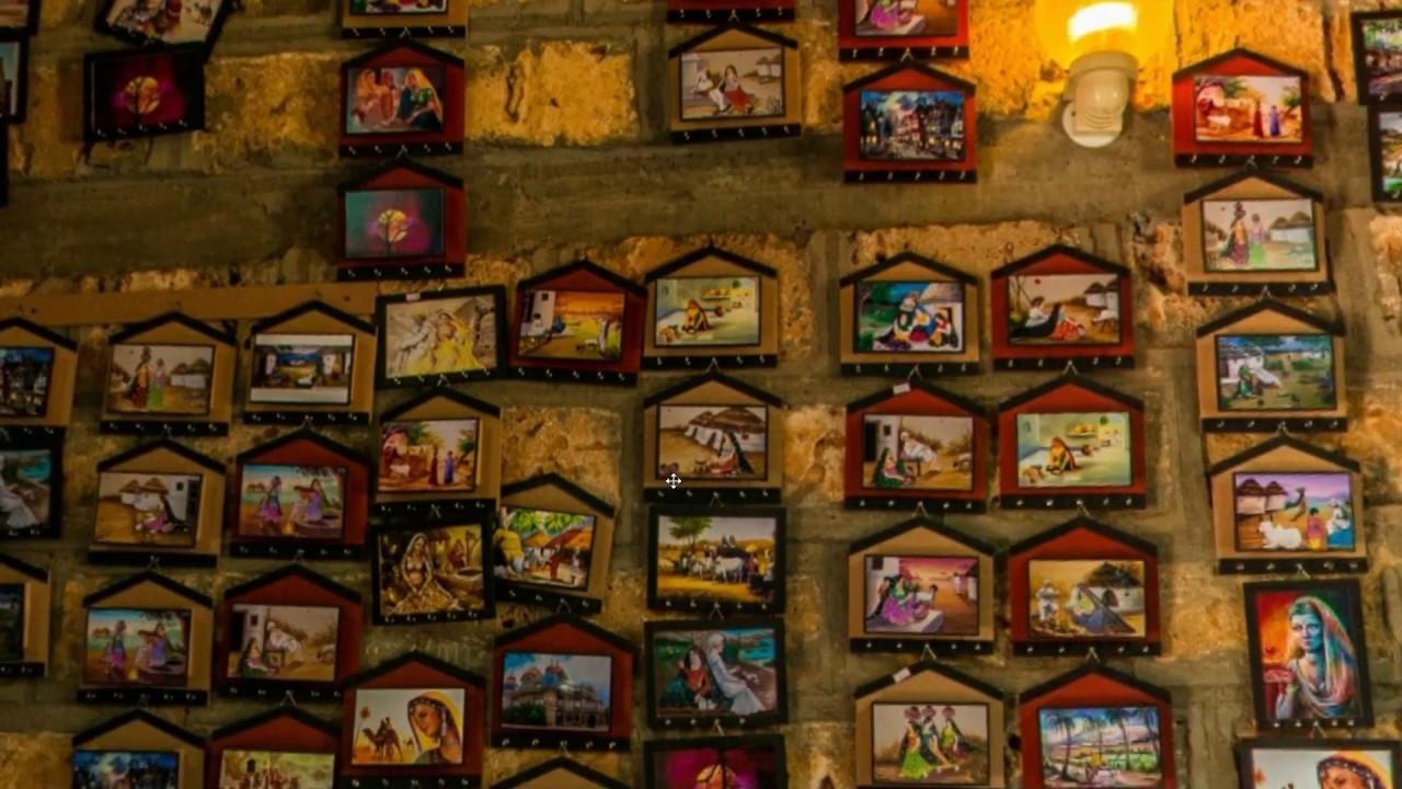 Bhujodi Crafts Village A Virtual Walk Through Youtube