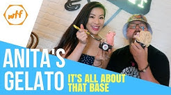 Anita's Gelato - It's all about that BASE! [Where's The Food] S1E04 Sydney's Best Ice Cream