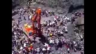 santander de quilichao - minas de oro... fin de un rio (quinamayo)