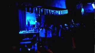 "Masta Killa ""School"" @ The Lowbrow Palace in El Paso, TX 3/20/13"