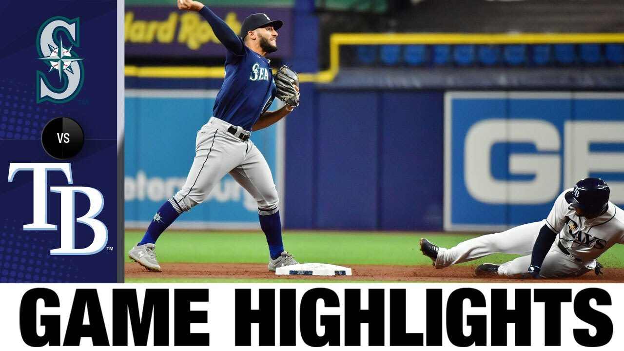 Download Mariners vs. Rays Game Highlights (8/3/21)   MLB Highlights