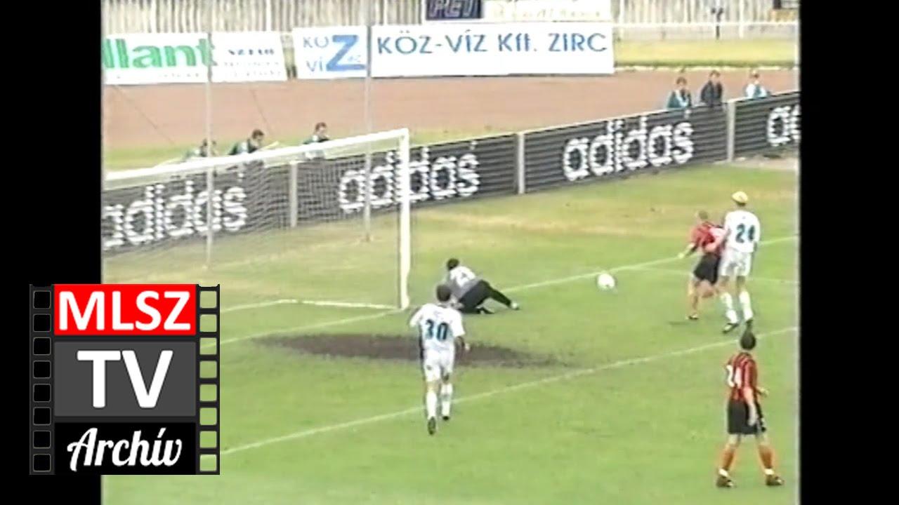 Győri ETO-Honvéd | 4-0 | 2000. 05. 20 | MLSZ TV Archív