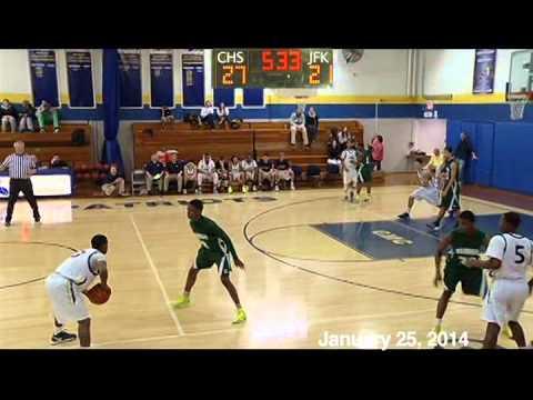 Boys High School Basketball: Colonia vs JFK, 1/25/14