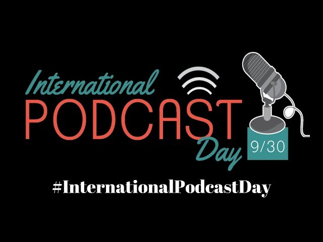 International Podcast Day 2017 Kickoff - IPD Team