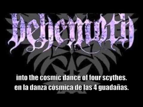 Behemoth - Decade Ov Therion (sub español) lyrics