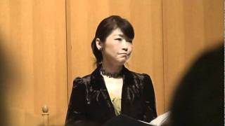 日本キリスト教会 鶴見教会のクリスマスイブ礼拝。