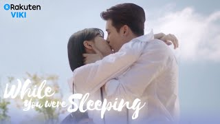 Video While You Were Sleeping - EP16 | Final Kiss [Eng Sub] download MP3, 3GP, MP4, WEBM, AVI, FLV April 2018