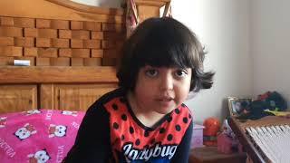 María José tiene un mensaje contra el Cáncer Infantil en Banco de Tapitas