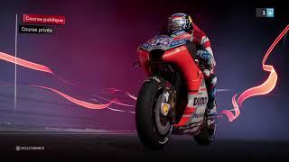 MotoGP 18 - tutoriels et gameplay