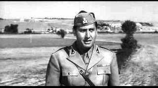 Alberto Sordi & il soldato tedesco (da Tutti a casa di Luigi Comencini)
