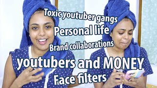Download Youtubers are RICH AF, Fake Vlogs, Sponsored posts - answering your assumptions about us!
