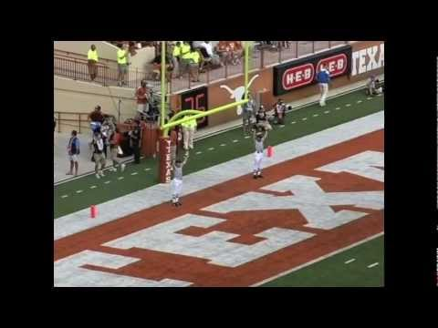 NFL Draft 2012 - Justin Tucker, Texas Kicker #19 - Field Goals (2010-11)