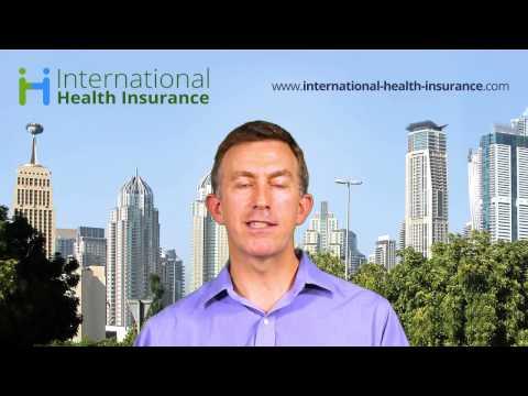 Global health insurance providers
