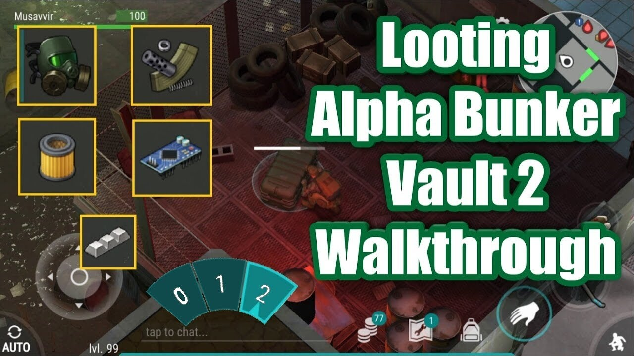 alpha bunker 2nd floor full walkthrough   last day on