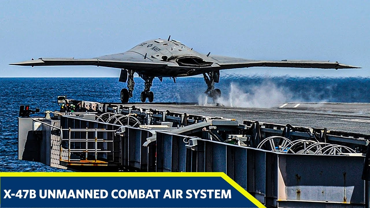 Download X-47B Unmanned Combat Air System (UCAS)