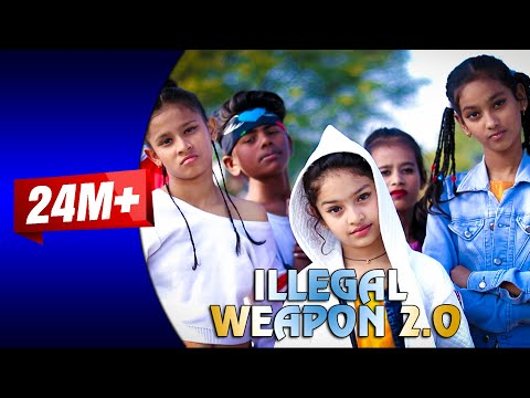 Illegal Weapon 2.0 – Street Dancer 3D | SD King Choreography | Dance Cover | 2020