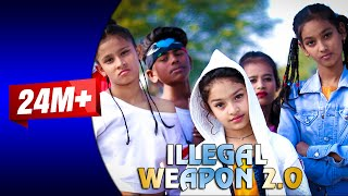 Illegal Weapon 2.0 - Street Dancer 3D | SD King Choreography | Dance Cover | 2020