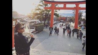 三代目j soul brothers 岩田剛典 京都・伏見稲荷大社へ。 ☆三代目ファン...