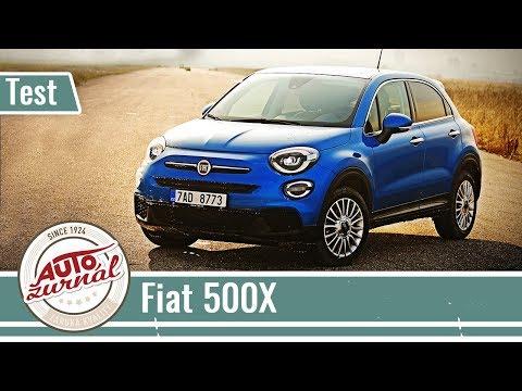 Fiat 500X TEST 2019: Najlepší Fiat súčasnosti