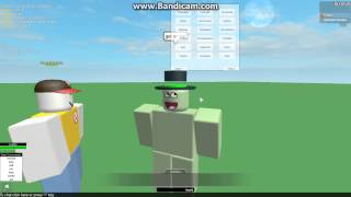 Roblox Script Showcase Episode#64/Banded top hat