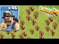 "MINERS ARE BROKEN!?! ""Clash Of Clans"" UPGRADE TO MAX!!"