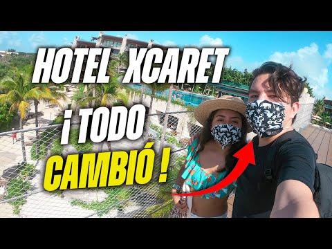 HOTEL XCARET NUEVA NORMALIDAD 🔴 ¿VALE LA PENA?  ✅ GUÍA ACTUALIZADA 2020 PARTE 2