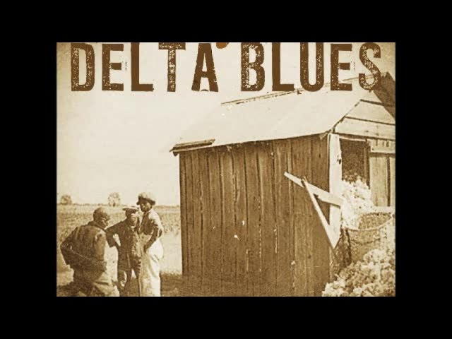 Vintage Delta Blues - 31 Tracks of Pure Blues