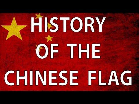 China   Flag History