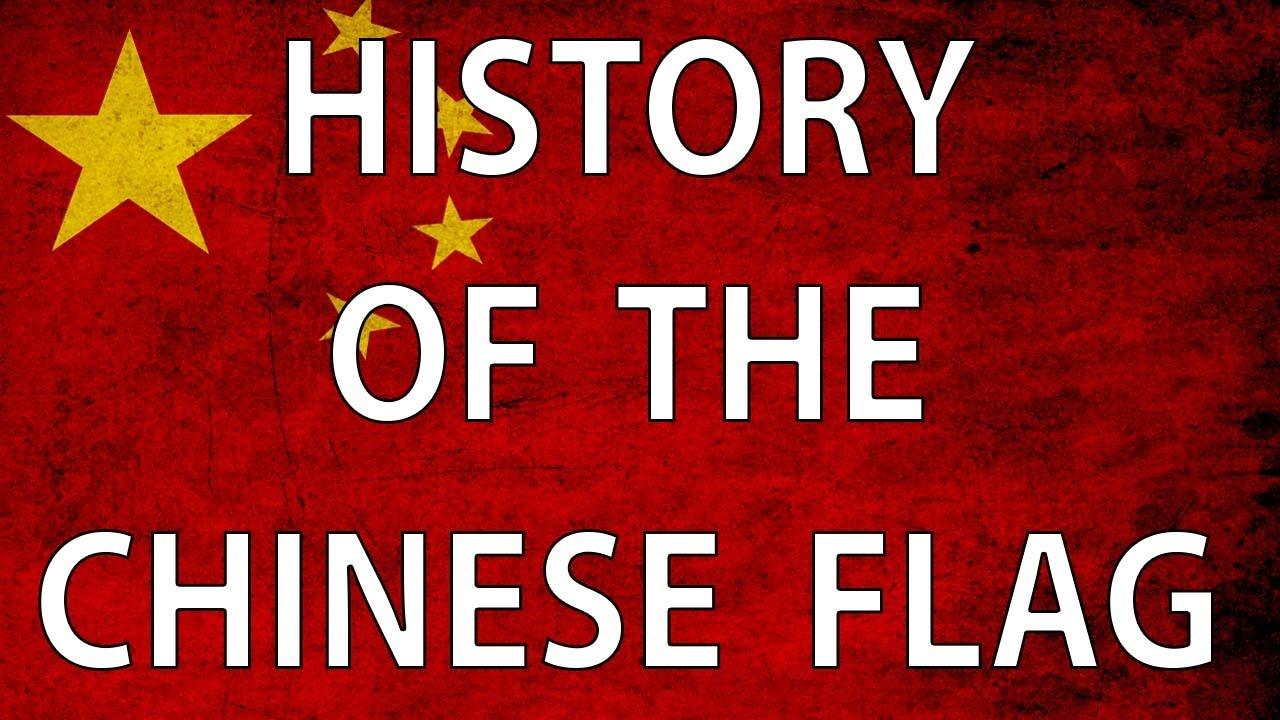 china flag history youtube