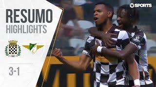 Highlights   Resumo: Boavista 3-1 Moreirense (Liga 18/19 #31)