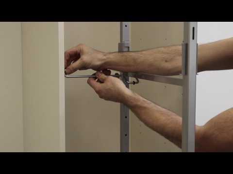 HSA Safety Bar Installation