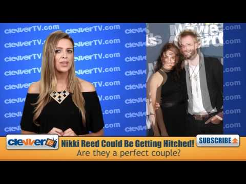 'Twilight's' Nikki Reed & 'American Idol's' Paul McDonald: Are They Engaged?