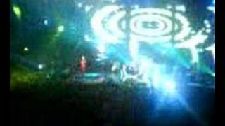 Muse - Time Is Running Out, Hovet 21/10 2007