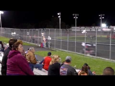 305 Sprint Car Amain @ Boone Speedway 05/27/17