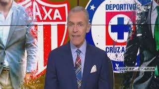 Analisis del NECAXA vs CRUZ AZUL - Jornada 9 Apertura 2018 - Futbol Picante