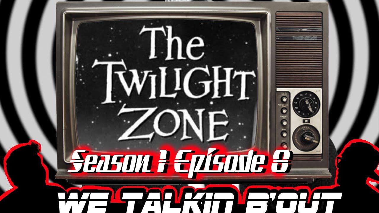 twilight zone season 1 episode 8