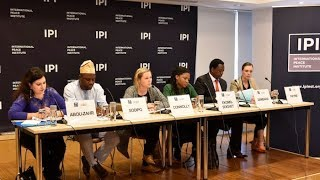 Connecting the Views of Local Peacebuilders on Sustaining Peace