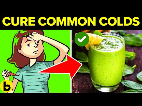 16 Food Combos That Prevent Common Colds