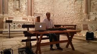Piano Live in Croacia Healing Music ( the heart of the ancestors) Pablo Arellano