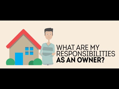 What Are My  Body Corporate Responsibilities As An Owner?