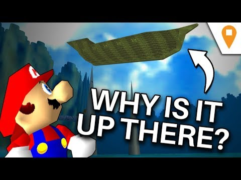 Mario's INVISIBLE SHIP? The Mysteries, Discoveries, & Nostalgia of Jolly Roger Bay | Pixel Portals