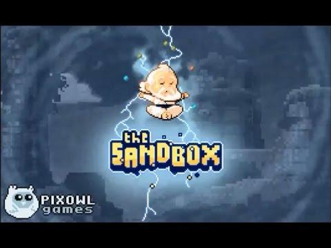 The sandbox прохождение