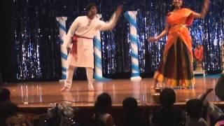 Aura Ammaka Challa - Hindu Center Charlotte Temple Ugadi Dance (2012)