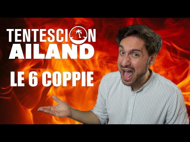 TEMPTATION ISLAND 2019: LE 6 COPPIE | ANTHONY IPANT'S